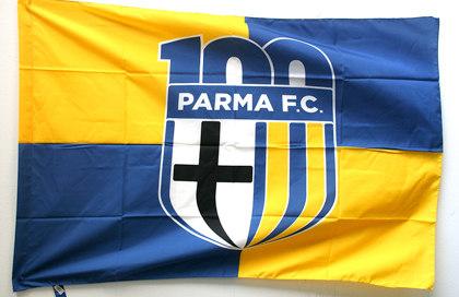Bandiera Parma FC Storica