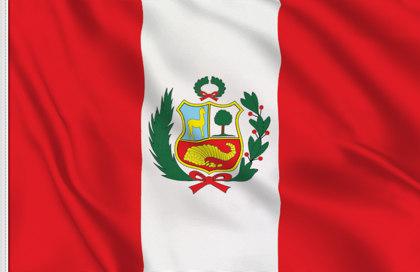 Bandiera Perú di Stato