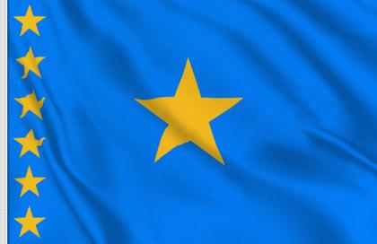 Bandiera Rep Dem Congo
