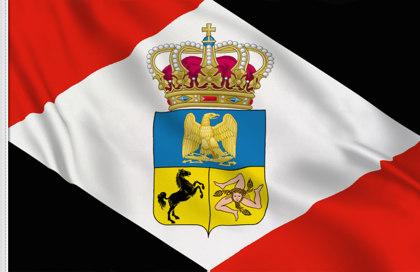 Bandiera Napoleonica Regno di Napoli 1808