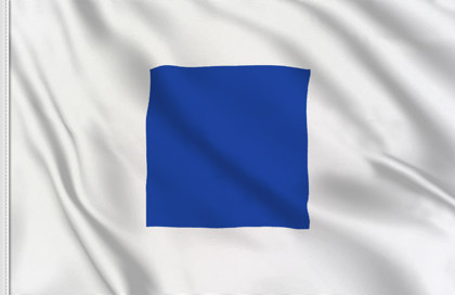 Bandiera Lettera S