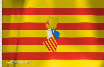 Bandiera Senyera Valenciana pre-autonomia