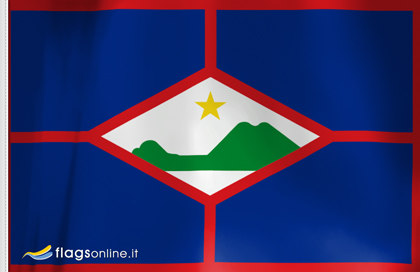 Bandiera Sint Eustatius