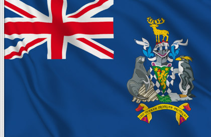 Bandiera Georgia Sud