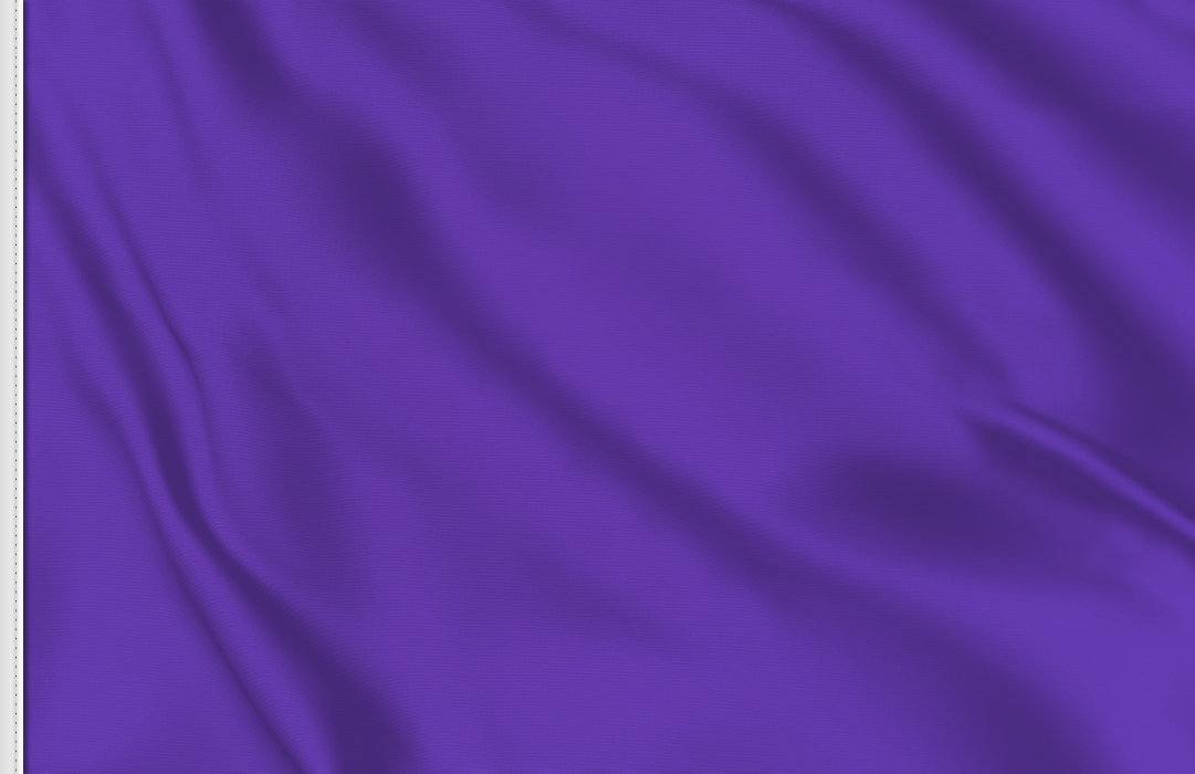 Purpur fahne
