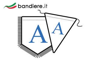 Bandiera Gagliardetti personalizzati