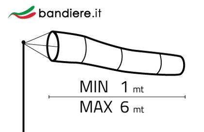 Bandiera Maniche a Vento - Windsock