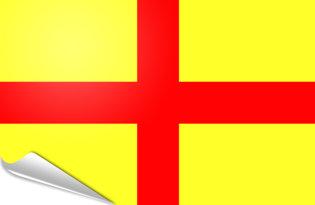Bandiera adesiva Albenga
