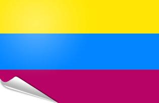 Bandiera adesiva Avellino