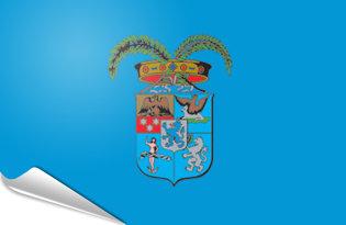 Bandiera adesiva Brescia-provincia