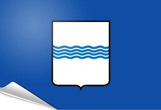 Bandiera adesiva Basilicata