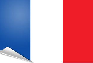Bandiera adesiva Francia