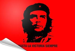 Bandiera adesiva Che Guevara