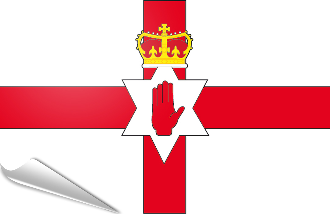 Northern Ireland-Ulster flag