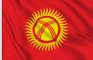 Bandiera Kirghisia
