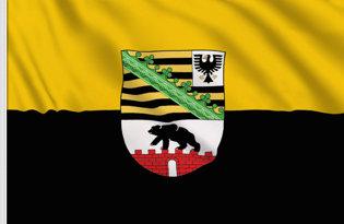 Bandiera Sassonia-Anhalt