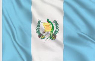 Bandiera Guatemala Stato