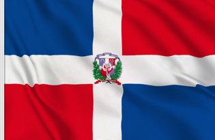 Bandiera Repubblica Dominicana Stato