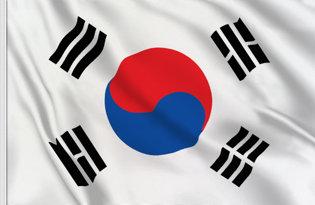 Bandiera Sud Corea