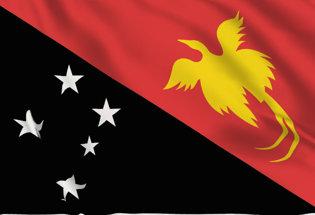 Bandiera Nuova Guinea
