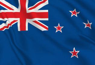 Bandiera Nuova Zelanda