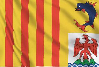 Bandiera Provenza Costa Azzurra