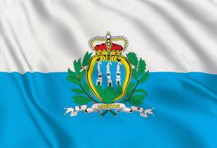 Bandiera San Marino ufficiale