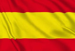 Bandiera Spagna civile