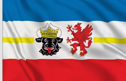 Bandiera Meclenburgo-Pomerania