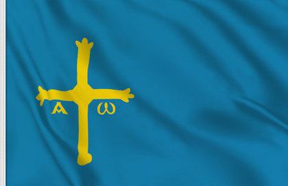 Bandiera Asturie ufficiale
