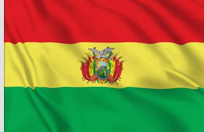 Bandiera Bolivia di Stato