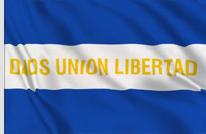 Bandiera El Salvador civile