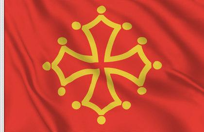 Bandiera Midi-Pirenei