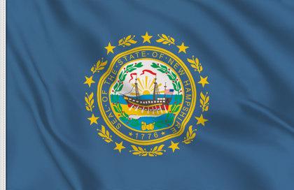 Bandiera New-Hampshire