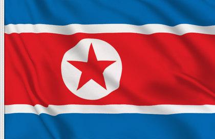 Bandiera Nord Corea