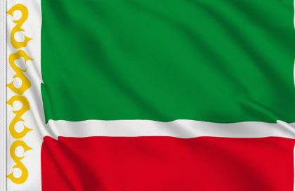 Bandiera Repubblica Cecena