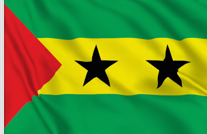 Bandiera Sao Tome