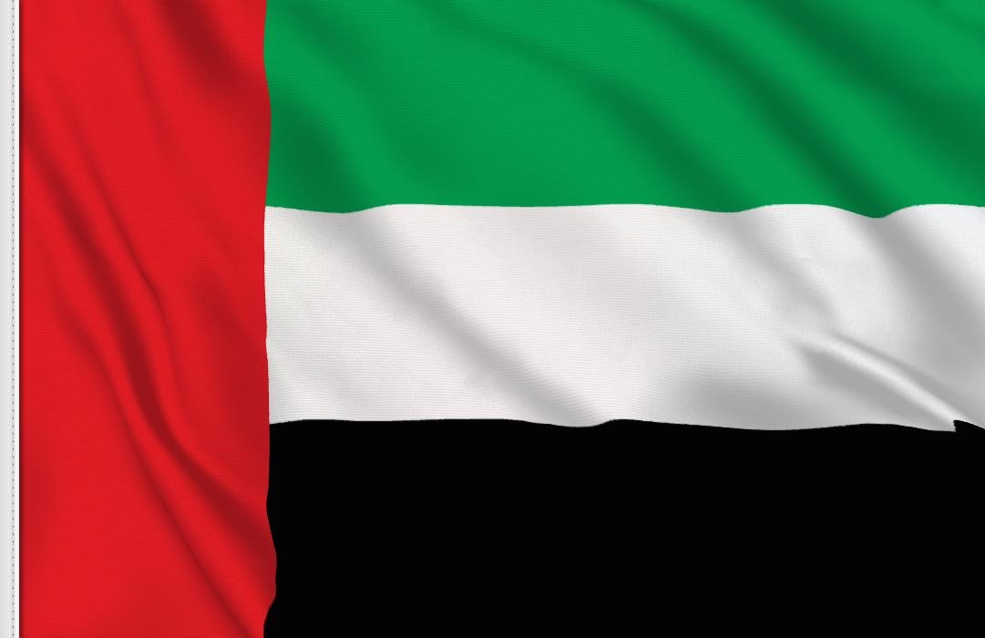 bandera adhesiva de Emiratos Arabes