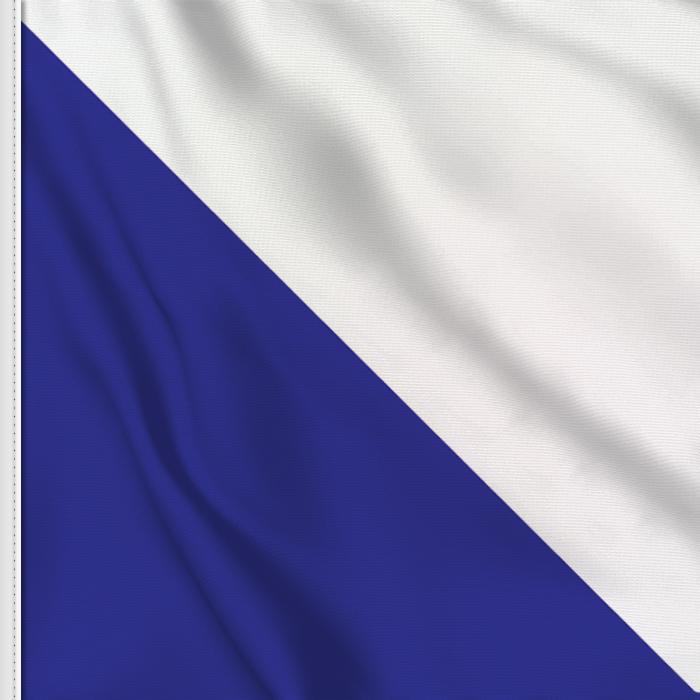 Zuerich aufkleber fahne