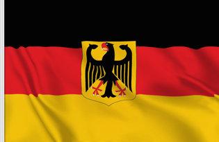 Bandiera Germania Federale