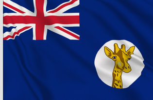 Bandiera Tanganica
