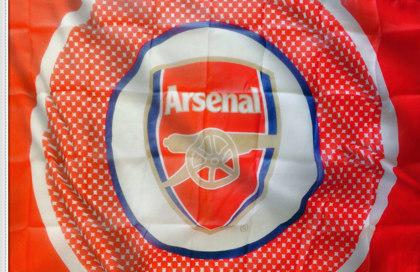 Bandiera Arsenal Football Club