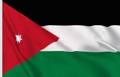 Bandiera Transgiordania