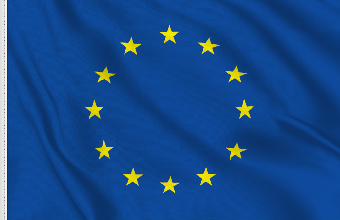 Bandiera Adesiva EU