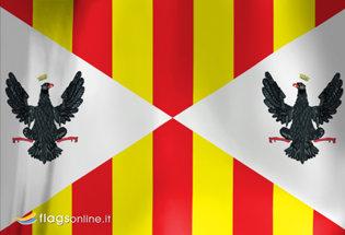 Bandiera Regno di Sicilia 1296-1816