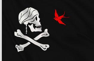 Bandiera Jack Sparrow