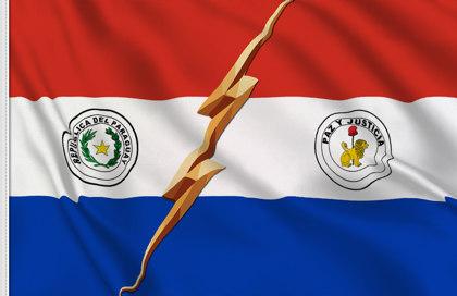 bandiera ufficiale di Stato del Paraguay