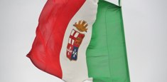 bandiera Italia Marina Militare, versione antecedente il 2012