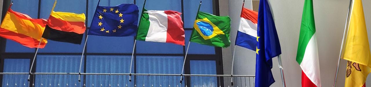 bandiere per hotel, alberghi e campeggi