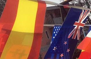 Bandiere per bambini